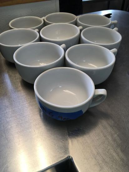 Radford China Coffee Cups, approximately 12 oz.