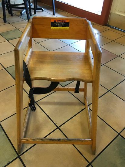 Child high chair
