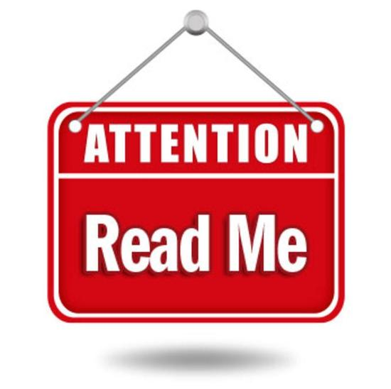 ***IMPORTANT AUCTION INFORMATION PLEASE READ***DO NOT BID THIS LOT