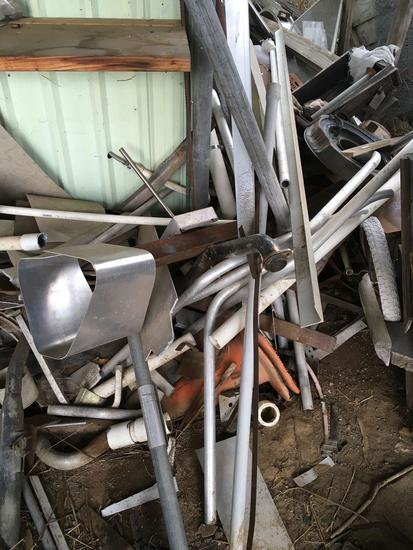 Mixed lot Assorted Aluminum / Stainless steel scrap metal