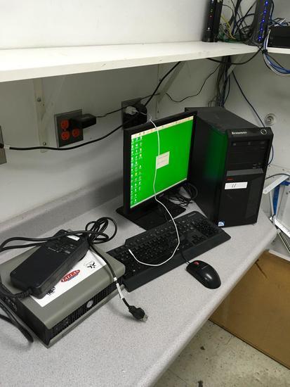 Lenovo computer system