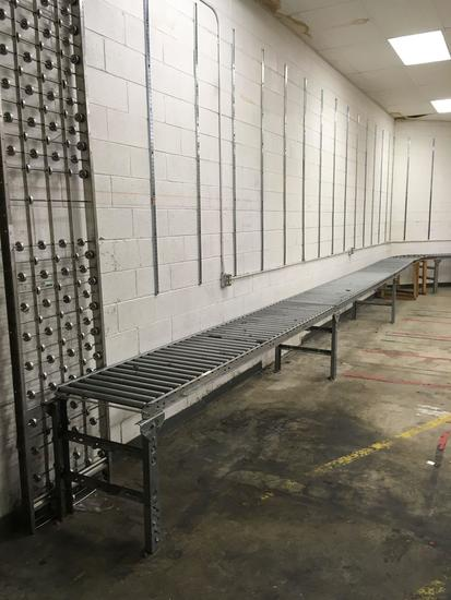 Over 60 foot conveyor
