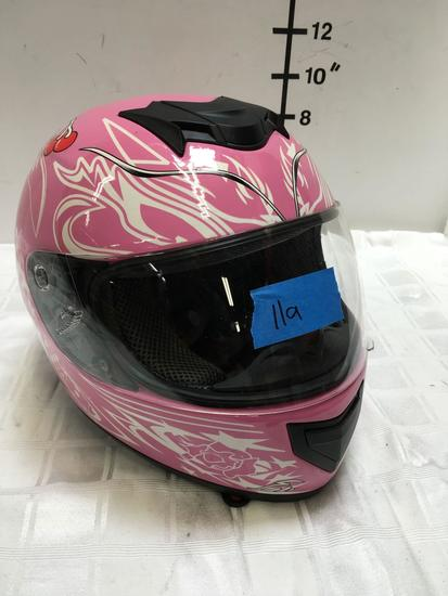 Ladies Large M/C Helmet