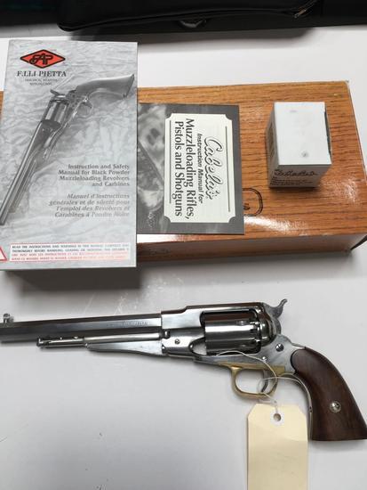 F.LLI Pietta M1858 .44 Cal Per-Cap Ser.R361069