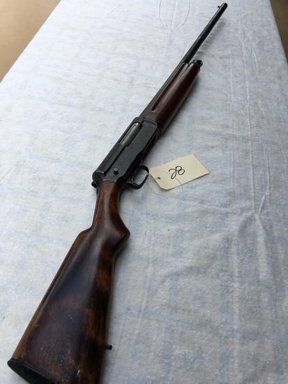 Winchester 12 ga. Semi Auto Shotgun Ser. A 74813 78