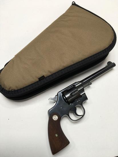 Colt Model Army Special .38 Cal Ser. 524611