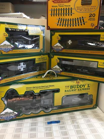 Collectible. The Buddy L Railway Express G scale Limited Edition 1/1000. See all the pics