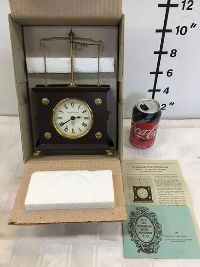 The Horolovar Flying Clock