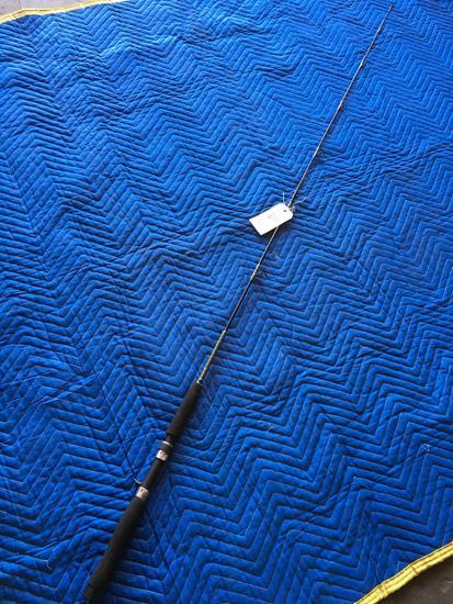 Fishing pole Custom wrap trigger 7? 6-12# test