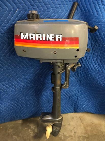 Mariner boat motor