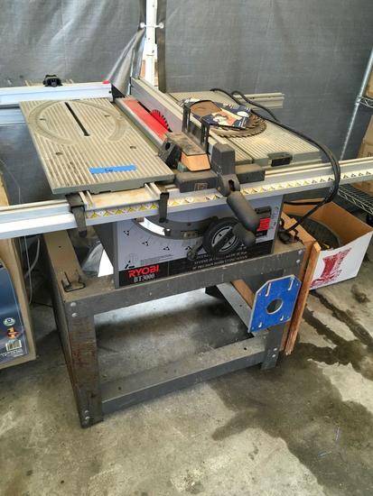 Ryobi BT 3000 Table Saw