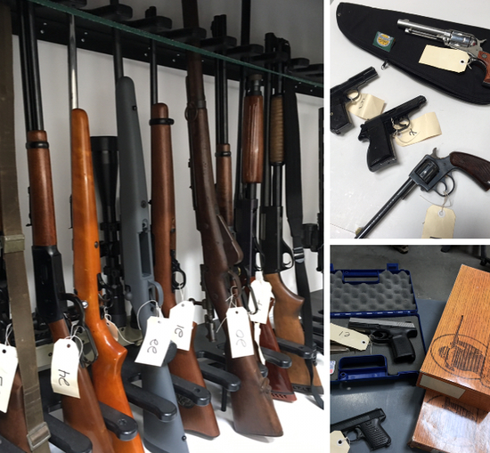 Firearms, Ammo, Military Tactical Gear & Misc.