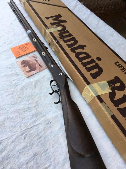 CVA Mountain Rifle .50 Cal Muzzle Loader Serial # 0088433