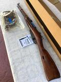 Masin Nagant 7.62 x 54R 1938 Carbine Serial # M3829694 KW2045 PA1357 and accesories see pics