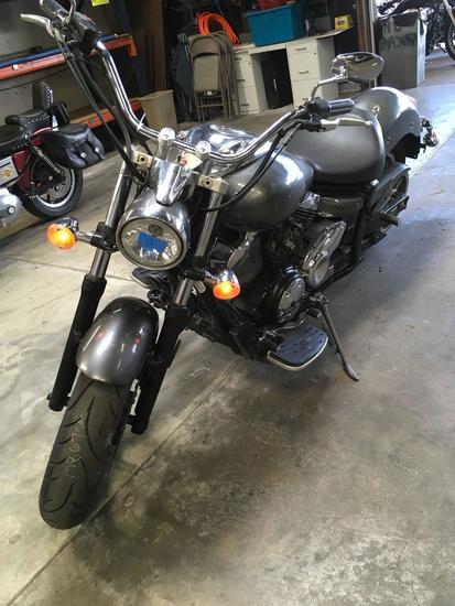 2012 Yamaha XVS950AC Motorcycle