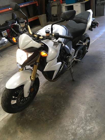 2013 Honda CB1100 Motorcycle