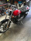 2008 Kawasaki Volcan 900 Motorcycle
