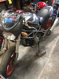 2002 Ducati M750 Motorcycle
