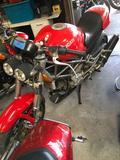 2002 Ducati M900 Motorcycle