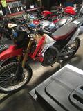 2014 Honda CRF250L, Motorcycle