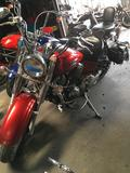 2007 Yamaha Star 650 Motorcycle