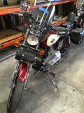 Harley Davidson Roadster Motorcycle