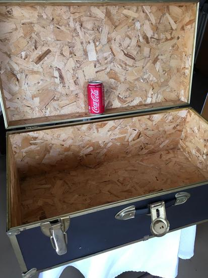 "12"" x  30"" x 16""   Trunk / Chest"