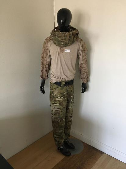 Life size/ Full-size Mannequin with gear