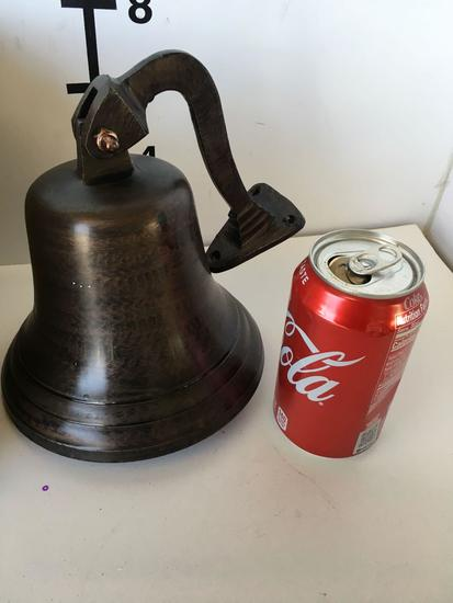 """New Nautical. 6"""" bronze finish door bells"""