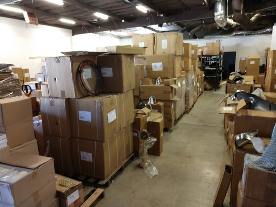 WAREHOUSE LIQUIDATION A PLETHORA OF NEW ITEMS II