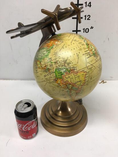 "New 15"" deco globe"