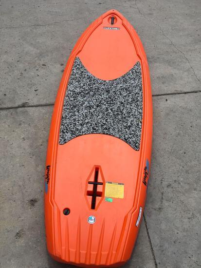 8' Hooligan paddle board