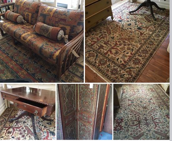 Rancho Santa Fe Estate Sale auction part 2