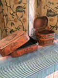 Storage wood box 7