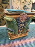 Large decorative pottery. Approximately 12
