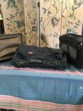 Targus laptop bag, Valoroso clothe luggage and rolling luggage