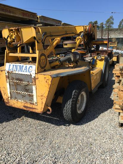 Linmac 6000 lbs Forklift, Runs, Drives & Operates See Video 2nd photo frame