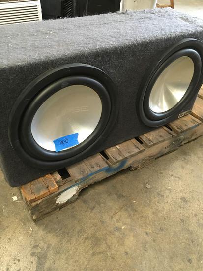 DB Gain Eclipse speaker
