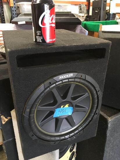 Kicker Comp speaker