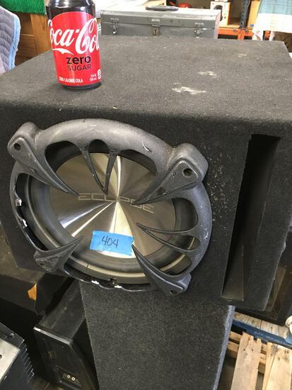 Eclipse speaker