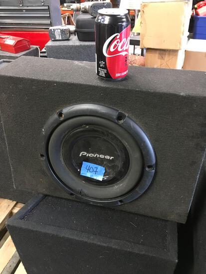 Pioneer speaker