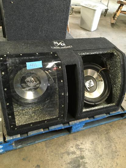 Sound Ordinance speaker