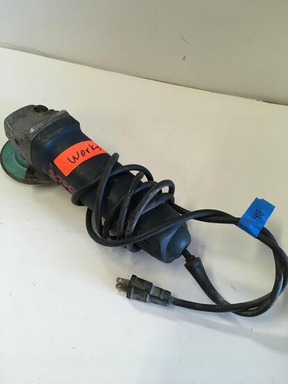 Bosch 1710A grinder, works