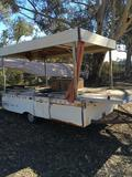 Coleman tent trailer As-is Sold on Bill of Sale