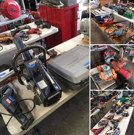 Police Dept. Tools, Car Audio, & Houseware Auction