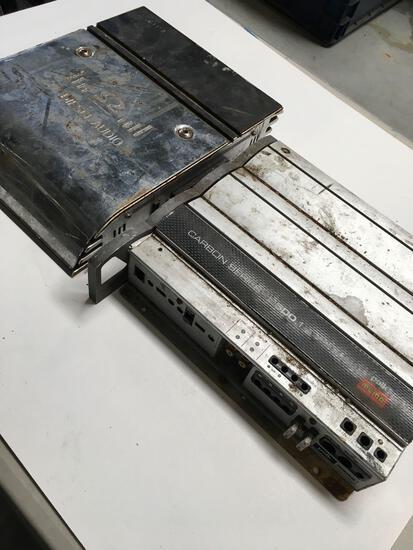 Amplifiers. Diesel Audio & Carbon Series C500.1