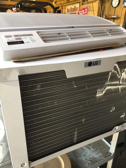 LG model LW1516ER window air-conditioner