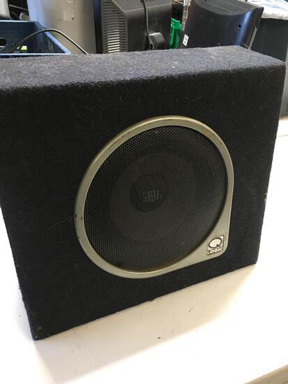 UBL Q Logic car speaker