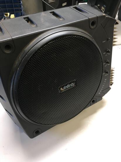 Infinity Basslink speaker