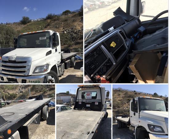 Tools, Automotive Equip. & 2018 Hino Truck